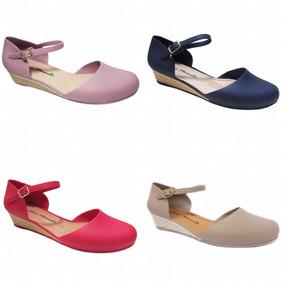 0d2bf1fcf Janaina Moreno - Sapatos com o Melhores Preços no Mercado Livre Brasil
