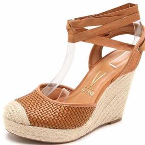 1456567694 Sandalia Laço De Fita Vizzano - Sapatos no Mercado Livre Brasil