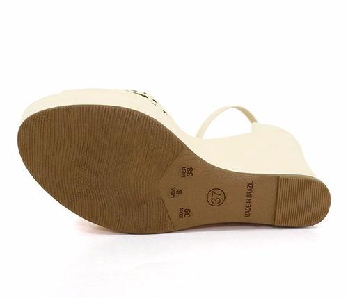 anabela shoes sandália