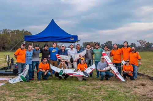 anac oficial - curso de vuelo ala fija & multirotor drones