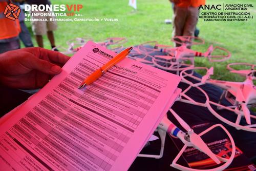 anac oficial e learning curso /drones multirotores / vant