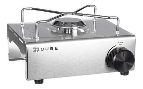 anafe calentador kovea cube compacto liviano de mesa gas