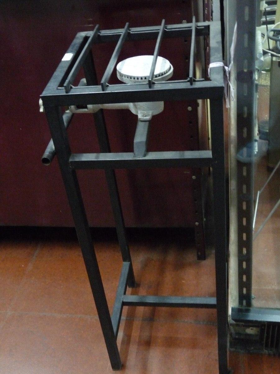 Anafe Cocina Industrial De Pie Con Quemador 6000 Calorías - $ 4.000 ...