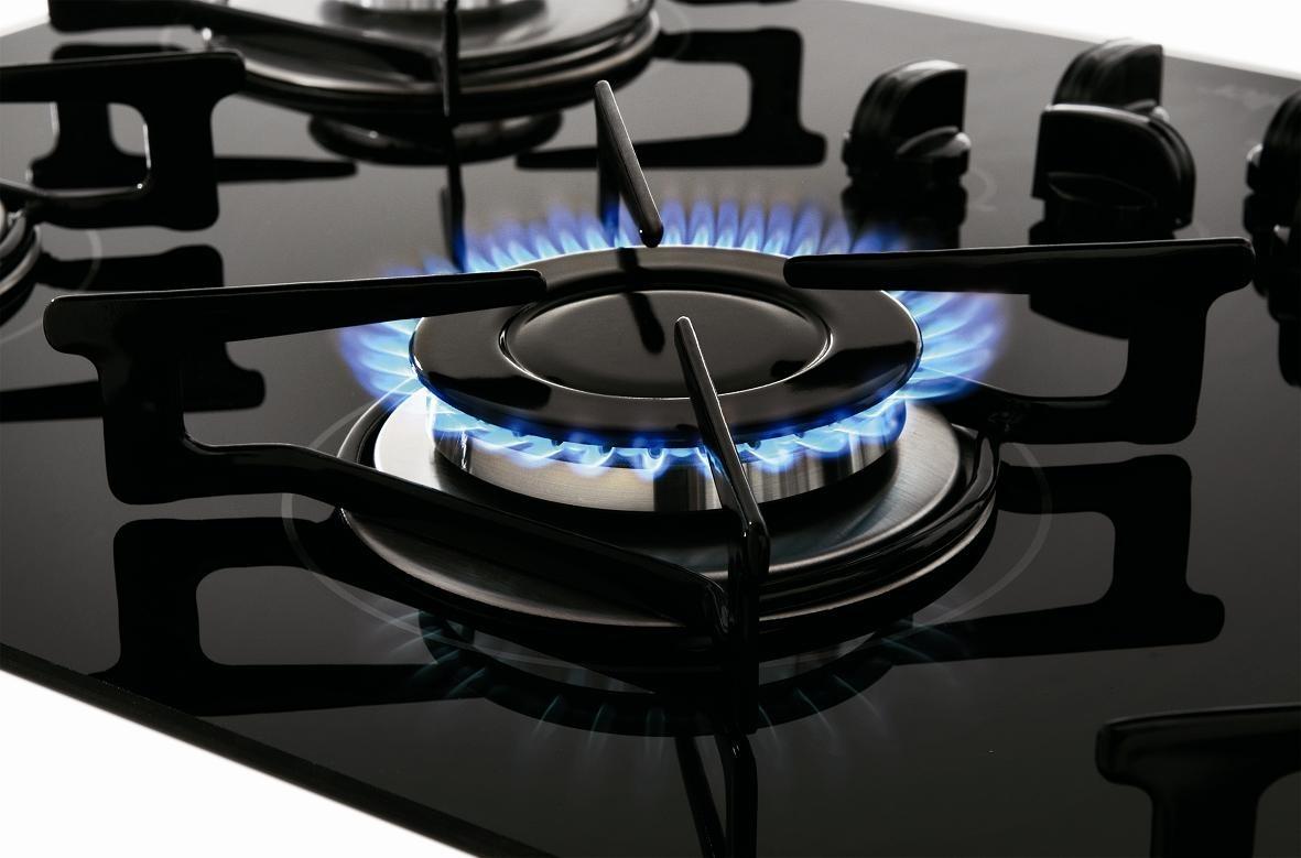Anafe cocinilla de empotrar super gas 5 hornallas Cocinilla a gas 1 plato