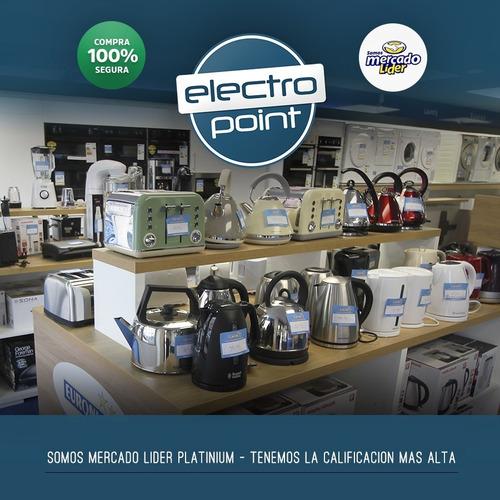 anafe electrico doble 2 hornallas winco w41  2200w
