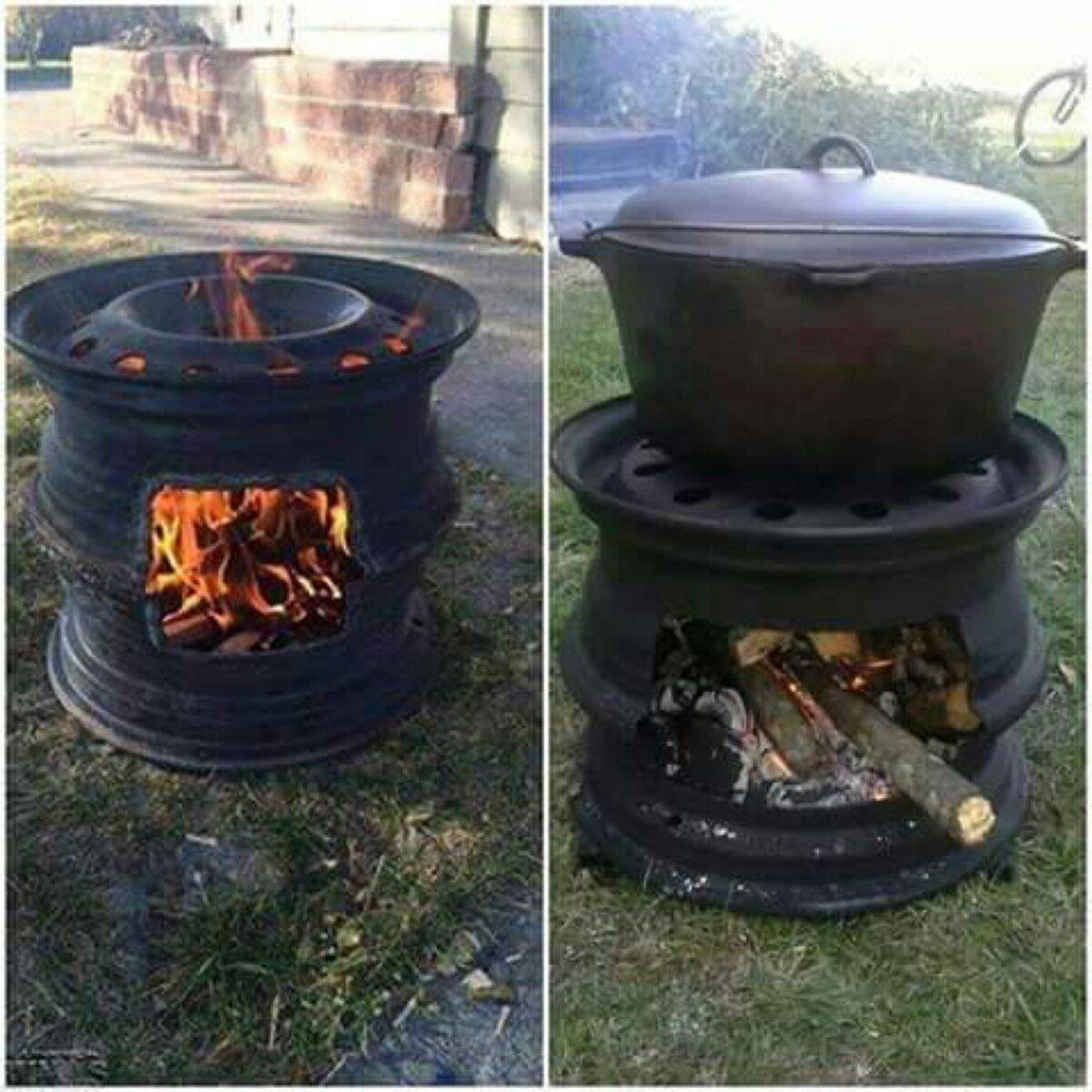 Anafre o cocina o fogon o parrillera de carbon o a le a - Cocina de carbon ...