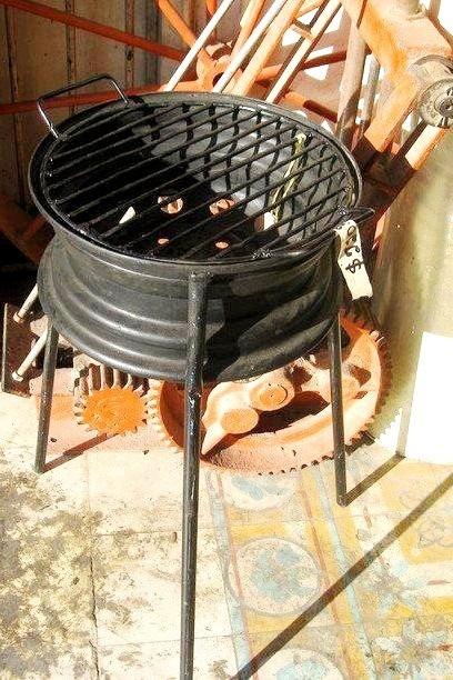 Anafre o cocina o fogon o parrillera de carbon o a le a xavi bs en mercado libre - Cocinas de carbon y lena ...