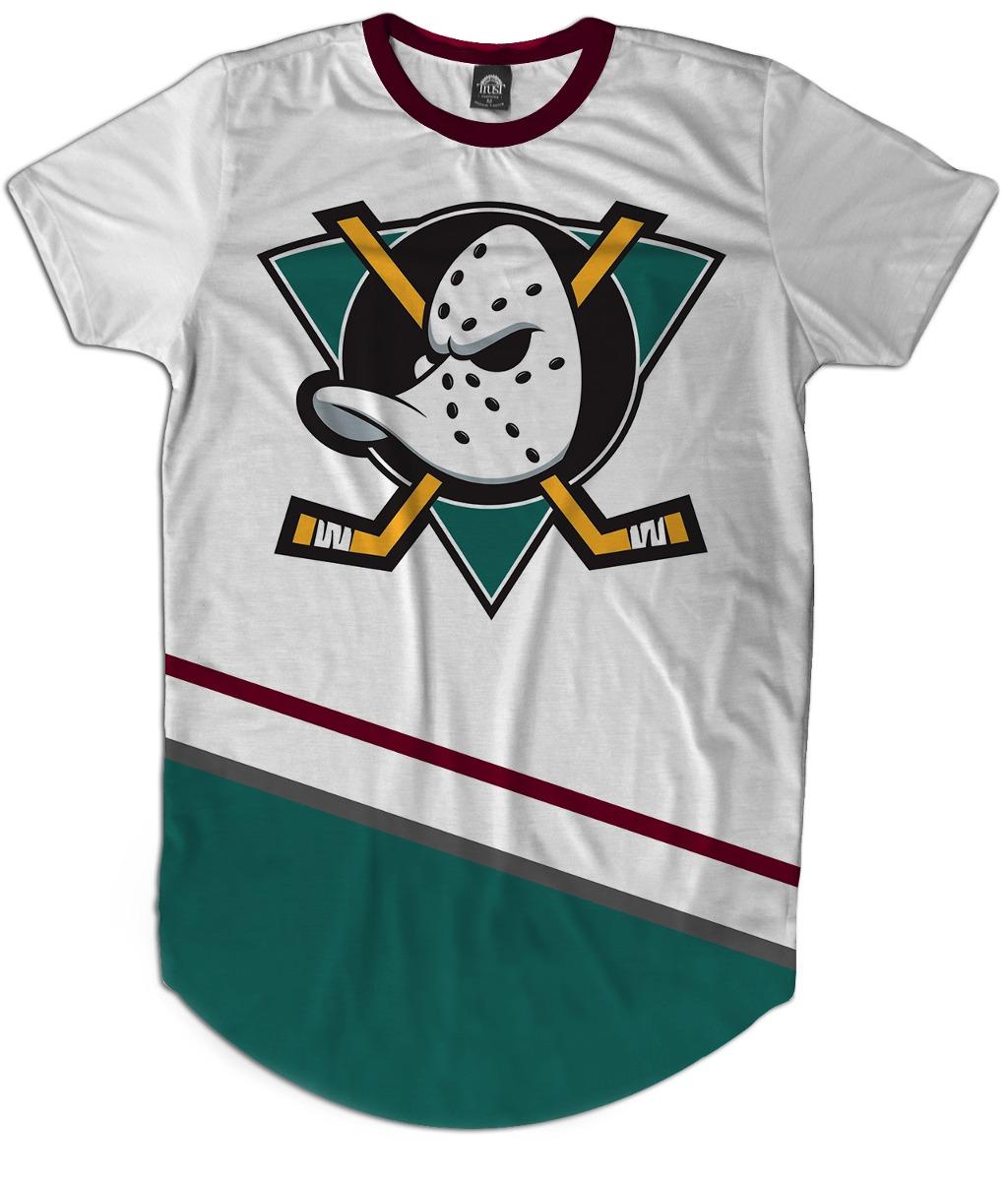 9328b8ff2ff9a anaheim ducks time hockey camiseta oversized personalizada. Carregando zoom.