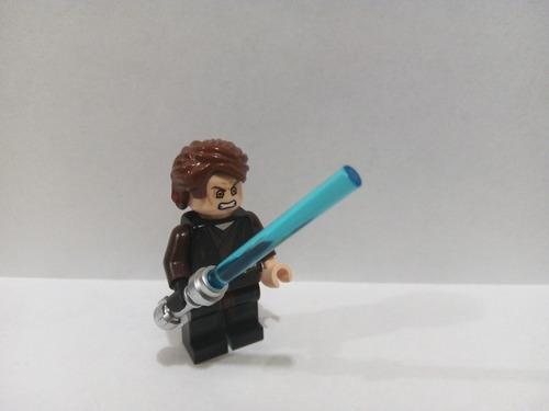 anakin skywalker lego star wars, figura original , set 75269