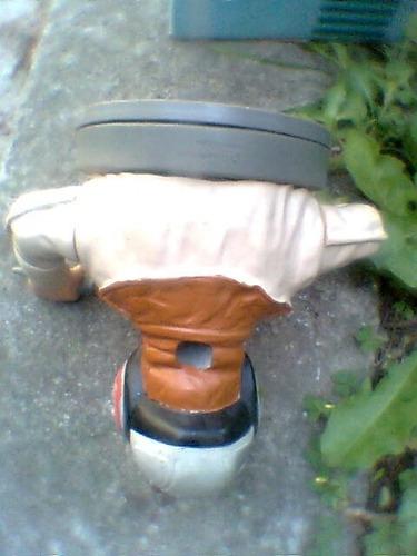 anakin star wars tapa de vaso usado