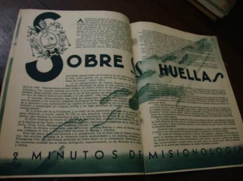 anales de la propagacion de la fe. noviembre- diciembre 1943