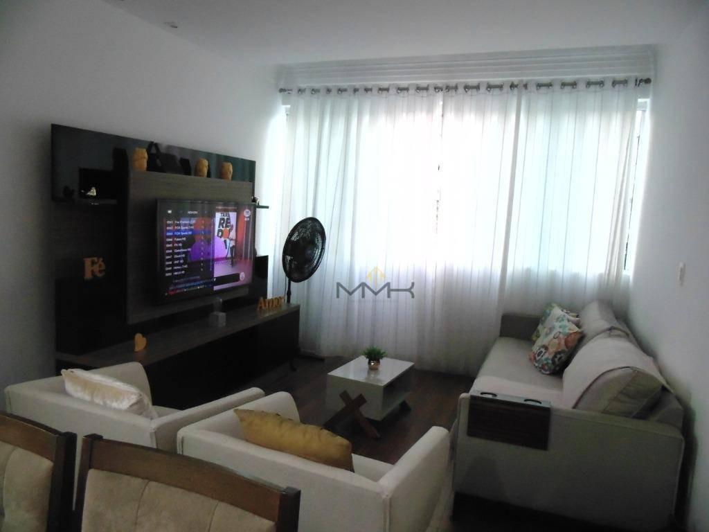 analisa permuta - casa triplex embaré santos/sp - 3 dormitórios (2 suítes) 2 vagas - piscina + churrasqueira - amplo salão de festas no 3º pavimento - ca0182