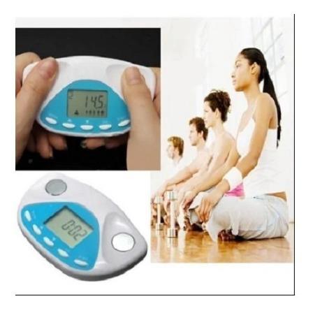 analisador corporal portatil medidor biopedancia imc gordura