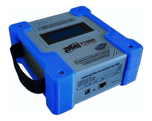 analisador elétrico polifásico com acesso web dmi p1000 3g