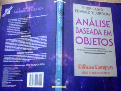 análise baseada em objetos, de peter coad e edward yourdon