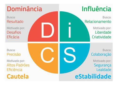 analise de perfil comportamental disc