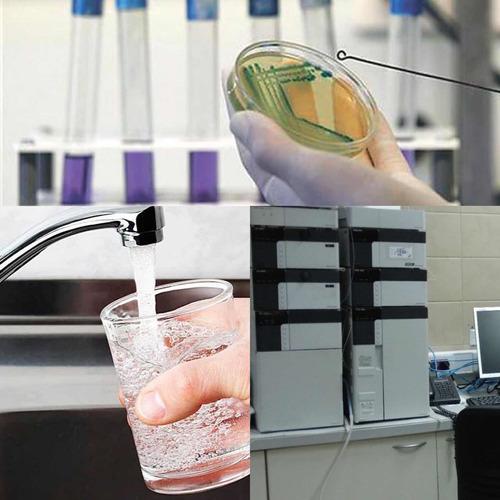 análisis bacteriológico de agua de red o de pozo