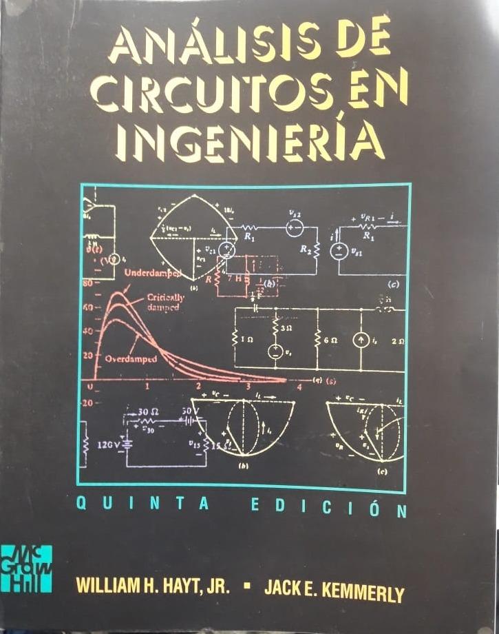 analisis de circuitos en ingenieria hayt