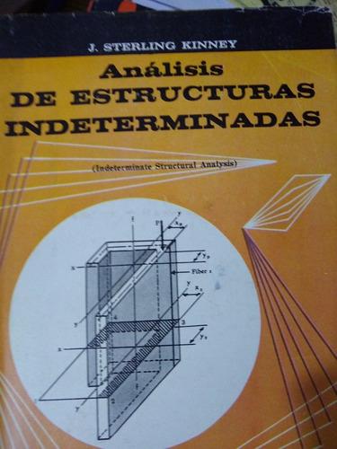 análisis de estructuras indeterminadas sterling kinney
