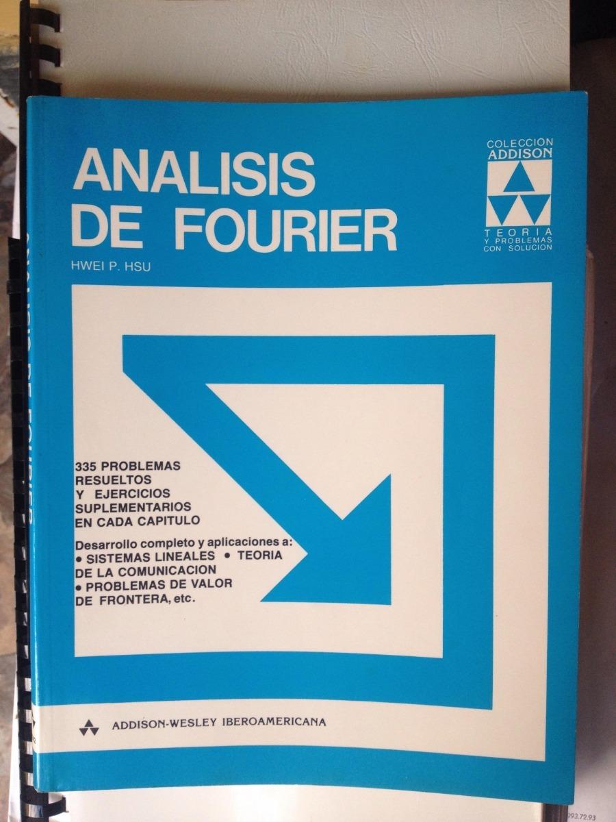 libro analisis de fourier hsu