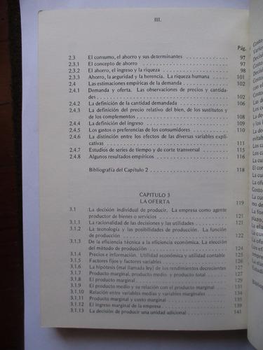 analisis economico: introducciòn - microeconomia / c. massad