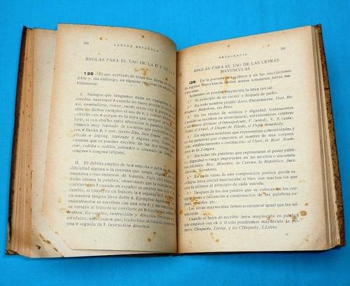análisis gramatical de la lengua española luis miranda 1926
