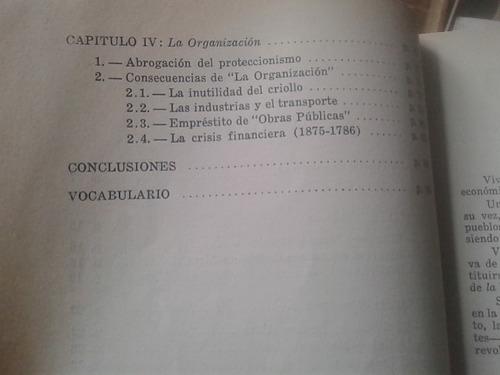 análisis histórico de la dependencia arg. n°1 .