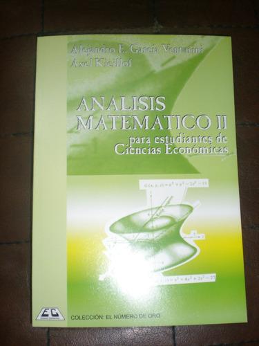 analisis matematico 2 para estudiantes de matematica - jvg