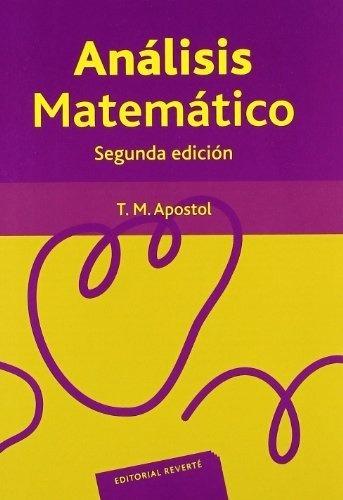 analisis matematico - apostolos doxiadis