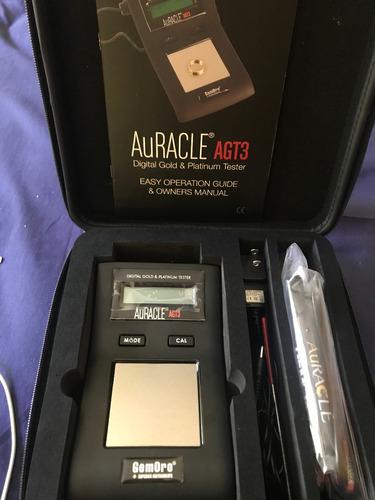 analisis oro tester electronico gemoro agt3
