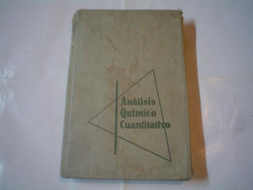analisis quimico cuantitativo marin willard 1935 barcelona