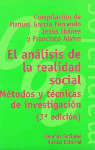 analisis realidad social metodos tecnicas investigacion 3 ed