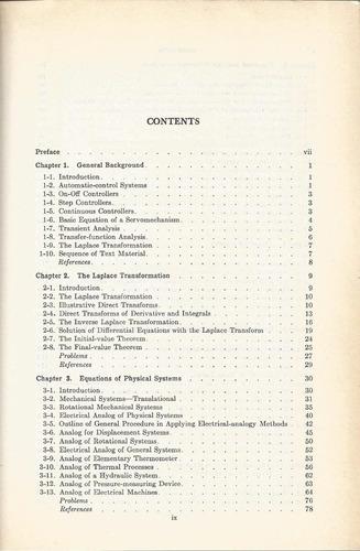 análisis y diseño de sistemas de control y retroalimentacion