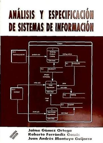 análisis y especificación de sistemas de información(libro