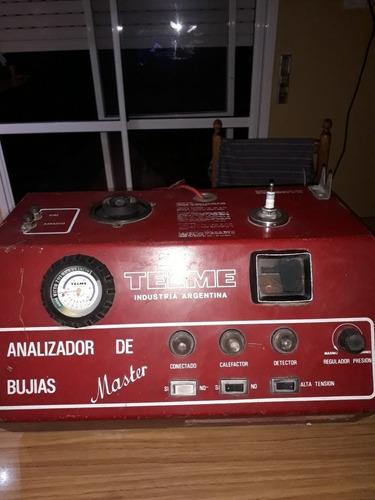 analizador de bujias telme 15000$