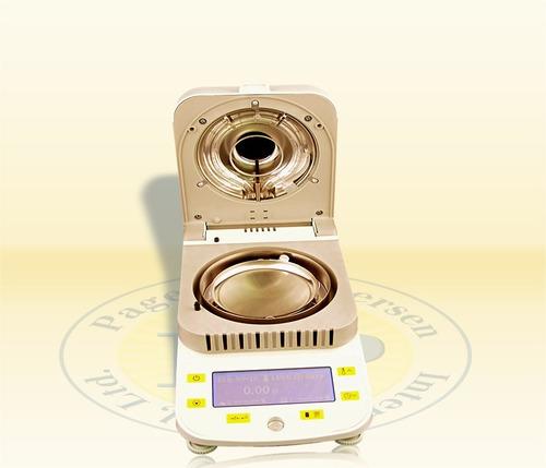 analizador de humedad por infrarojo p2ma-50  page & pedersen