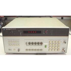 Analizador De Modulação Rf Digital Hp 8901a 150khz - 1300mhz