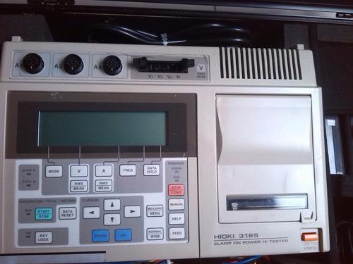 analizador de redes hioki 3165-fabricacion japonesa