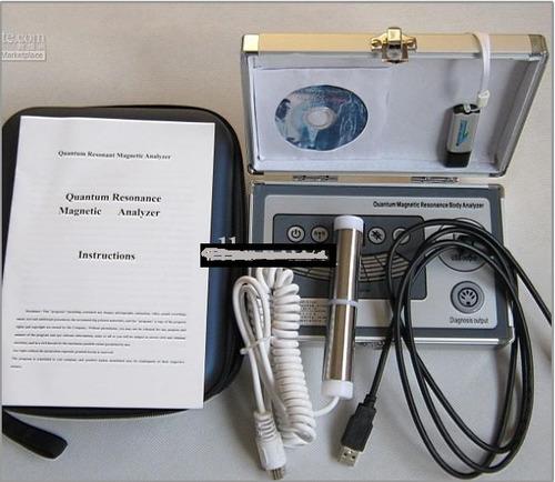 analizador quantico bioescaner