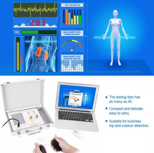 analizandor cuántico y terapia 2019 cuerpo sano
