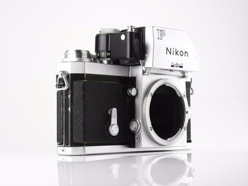 analógica nikon cámara