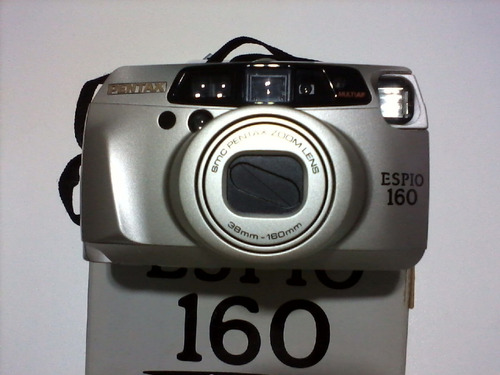 analógica pentax câmera