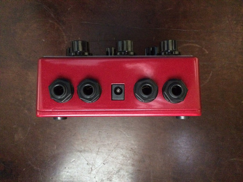 analogman pedal analog delay dual ardx20