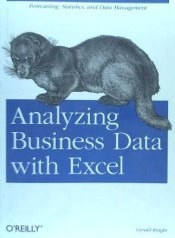 analyzing business data with excel(libro excel xp)