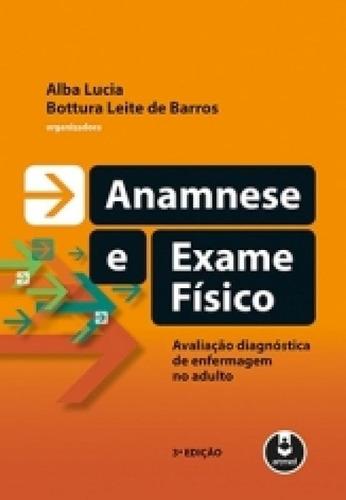 anamnese e exame fisico - artmed