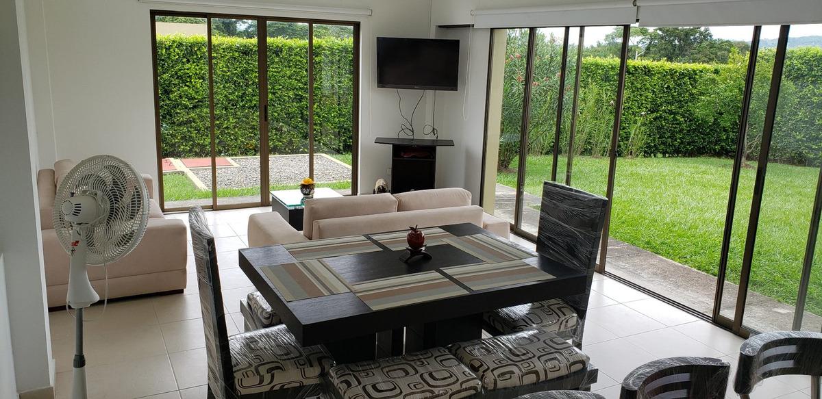 anapoima - espectacular casa + lote 620m2 condominio anamay