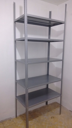 anaquel estante metalico 5 niveles, estanteria, organizador
