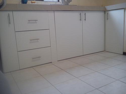 anaqueles o mobiliarios de cocina
