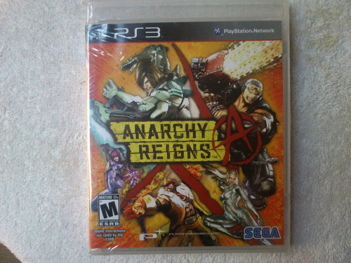 anarchy reigns-ps3