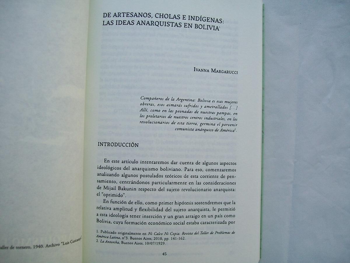 Anarquismos En Confluencia Ivanna Margarucci Eduardo Godoy S - $ 499,99